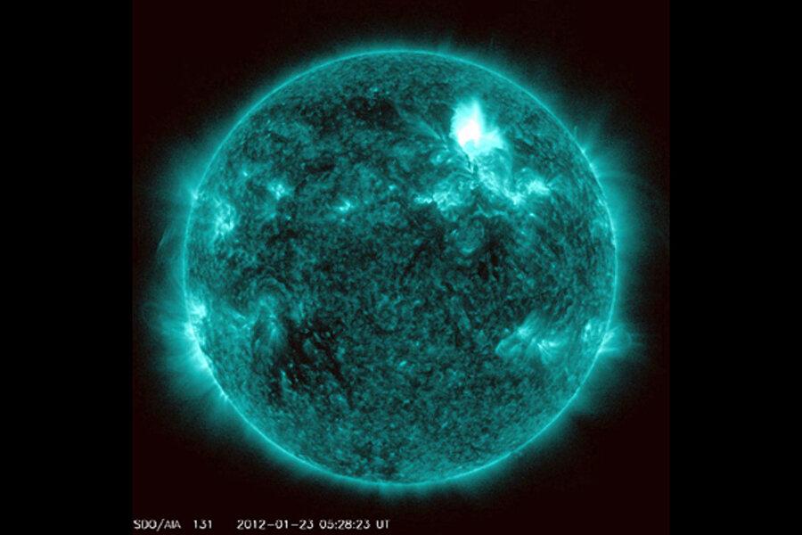 solar storm impact on humans - photo #33