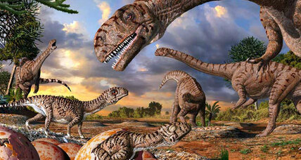 Oldest dinosaur nursery includes eggs containing embryos