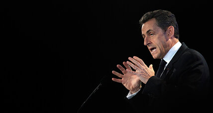With reelection prospects dimming, Sarkozy warns his career is 'at the end'