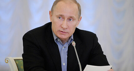 Putin harnesses Russian nationalism to boost presidential bid
