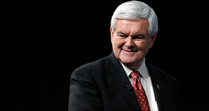 Was Newt Gingrich really all that close to Ronald Reagan?