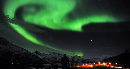 Massive radiation storm produces spectacular northern lights