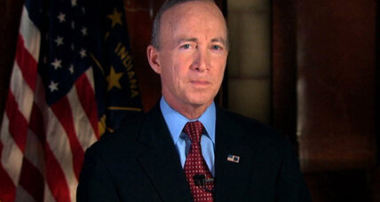 Mitch Daniels State of the Union rebuttal makes GOP wonder: 'What if?'