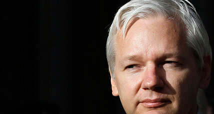 Russia gives WikiLeaks' Julian Assange a TV platform