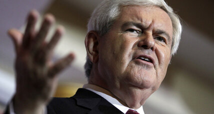 Conservatives turn on Newt Gingrich, compare him to Bill Clinton