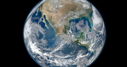 Planet Earth poses for new high-res NASA 'Blue Marble' portrait