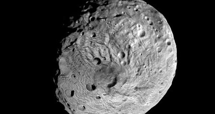 Huge asteroid may be packed with water ice