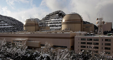 Experts cast doubt on Japan nuclear power plant stress tests