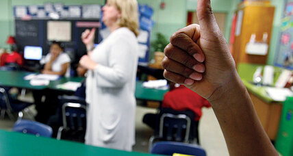 Under education reform, school principals swamped by teacher evaluations