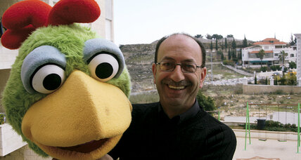 Why the US won't fund Palestinian 'Sesame Street'