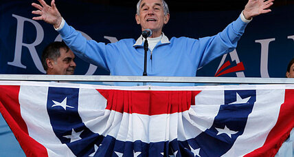 Will Ron Paul win more delegates this week than Gingrich, Santorum?