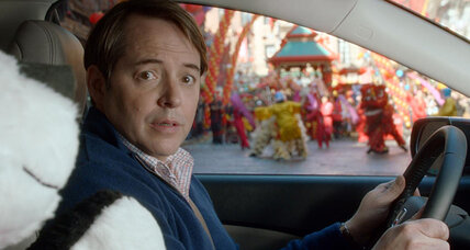 Super Bowl ad: Is Ferris Bueller 'sequel' the right vehicle for a Honda CR-V? (+video)