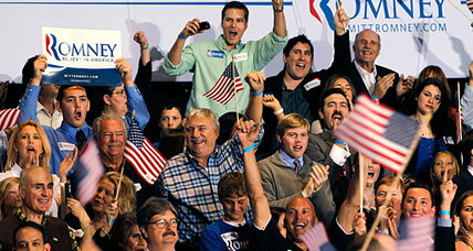 Mitt Romney wins big in Florida primary, retakes lead for nomination (+video)