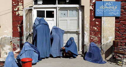 Mistreatment of Afghan women caused by far more than Taliban