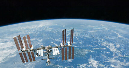 Air leak on Russian craft postpones return of space station crew
