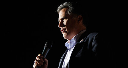 Mitt Romney breaks into song, serenading Florida voters (+video)