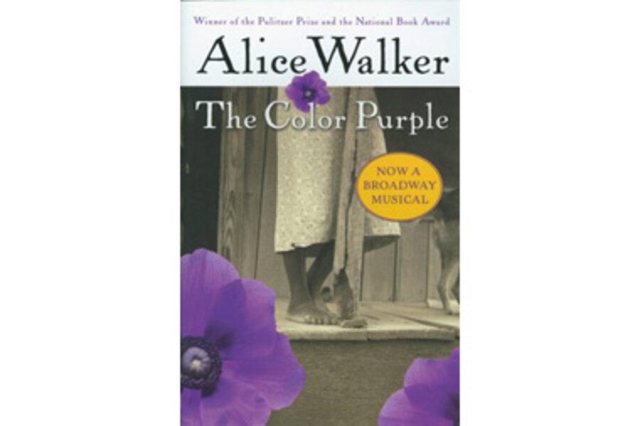 The Color Purple,\' by Alice Walker - CSMonitor.com