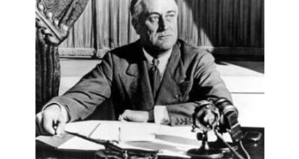 Franklin Delano Roosevelt: 8 great quotes on his birthday