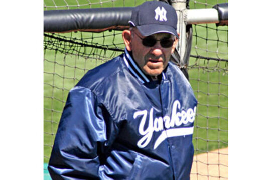 Yogi Berra: 21 quotes for his birthday - On observation - CSMonitor ...