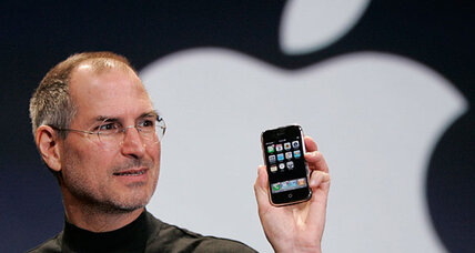 Will Apple block the new Steve Jobs action figure?