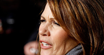 Why did Michele Bachmann's campaign crater?