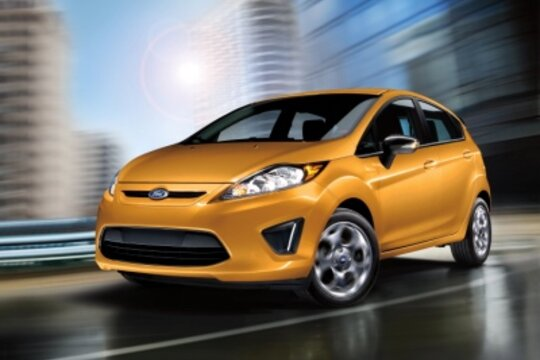 Top Best Cars For The Money Best Subcompact Ford Fiesta - Best ford cars