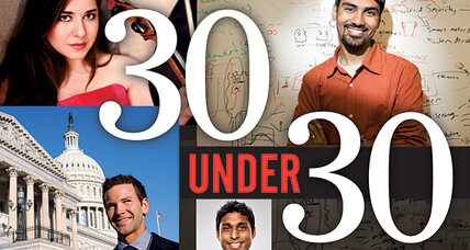 Thirty ideas from people under 30: The Entrepreneurs