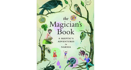 Reader recommendation: The Magician's Book