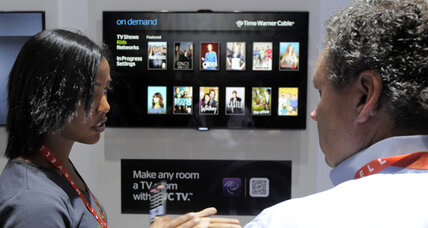 CES 2012: Smart TVs invite you to ditch the remote