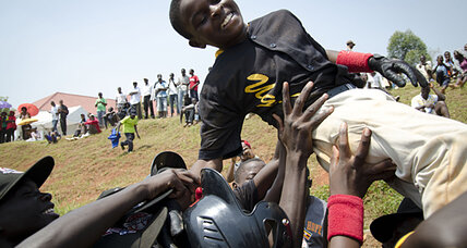 Denied visas to US, Ugandan Little League team finally gets a game