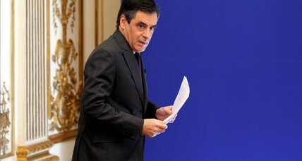 Credit rating slashed, France promises reforms
