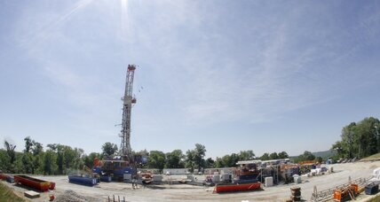 Make sure shale-gas boom doesn't go bust