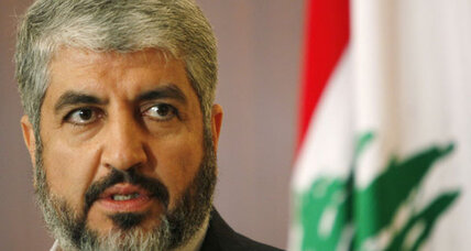 Buoyed by 'Islamic Spring,' Hamas considers new direction