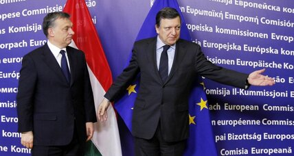European Union test case: stop Hungary from backsliding on democracy