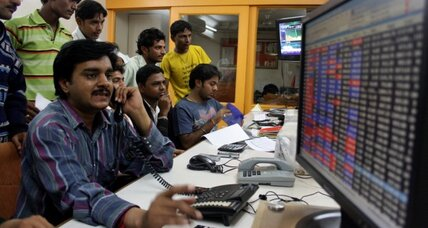 Stock market in India to open to foreigners