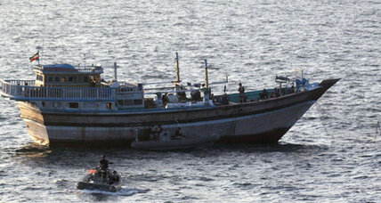 Iran responds to US rescue of captured fishermen