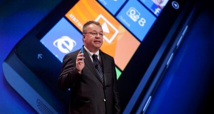 Windows phone: Nokia makes big leap with Lumia 900