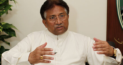 Why Musharraf is risking a return to Pakistan