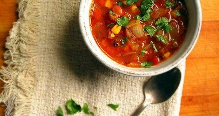 Got Soup? Recipes to ward off the chill.
