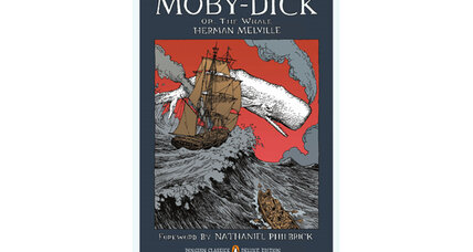 Reader recommendation: Moby-Dick