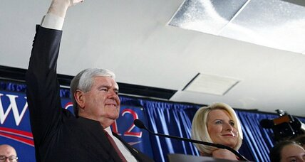 Newt Gingrich wins South Carolina. Can he do the same in Florida?