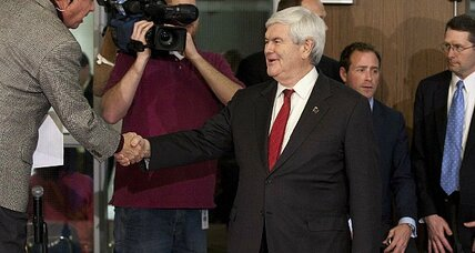 In South Carolina, Romney, Gingrich brace for Super PAC attacks