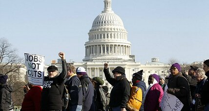 'Occupy Congress' attempts to get lawmakers' attention