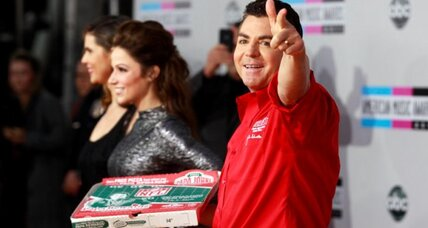 Papa John's apologizes for racial slur