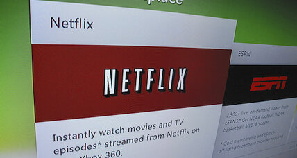 Netflix CEO forecasts steady decline in DVD subscribers