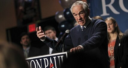 What now for Ron Paul after finishing last in South Carolina?