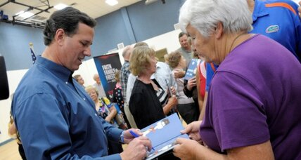 Social Security: Florida retirees eye GOP candidates' fixes