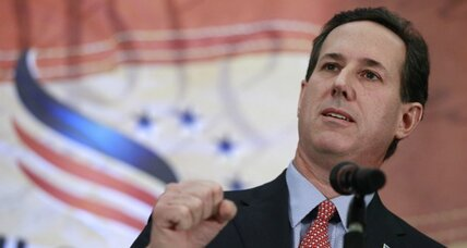 How Rick Santorum and America can be 'exceptional': Avoid empire