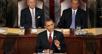 State of the Union driven by economy, election