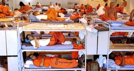 Four ways to relieve overcrowded prisons